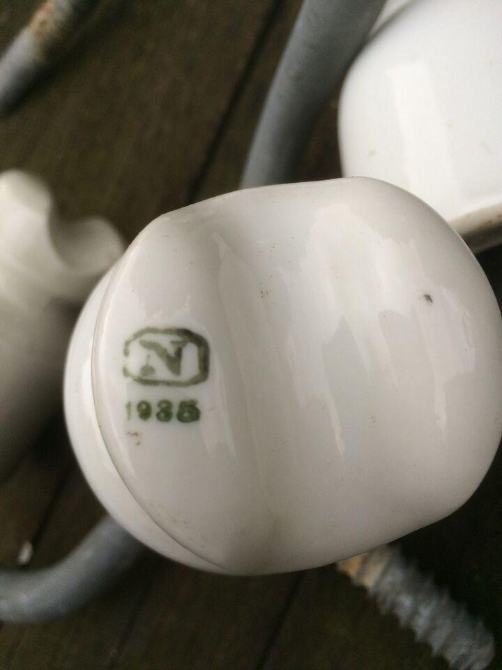 Andre samleobjekter, EL porcelæns kopper