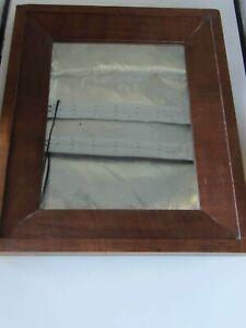 """Antique American Rectangular Mirror 16.5"""" x 13.5""""."""