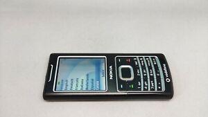 Nokia 6500 Classic-Nero (Senza SIM-lock Cellulare) come nuovo gestori Mobile Phone