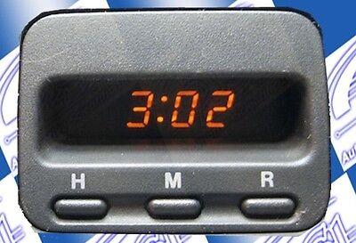 1997 1998 1999 2000 2001 HONDA CRV CR-V Clock Reman Lifetime Warranty OOS