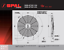 New-MGC-alloy-60mm-radiator-14-034-SPAL-fan-made-by-RADTEC thumbnail 7