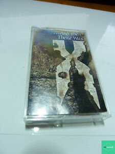 DMX ...And Then There Was X Cassette Tape (Def Jam, 1999, Rap)