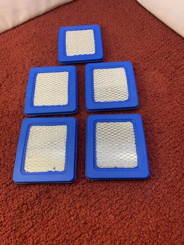 Details about  /Air Filter Replacement For Briggs /&Stratton Lawn Mower 491588 491588S 399959 X5