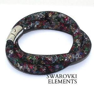 5b07ed4304b73 Bracelet collier stardust pourssiere d étoile Swarovski Elements  multicolore - France - État   Neuf