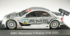 Minichamps-AMG-MERCEDES-BENZ-C-CLASS-DTM-2005-J-ALESI-NUOVO-IN-SCATOLA-ORIGINALE-1-43