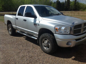 2008 Dodge Ram 3500 with a 6.7L Diesel