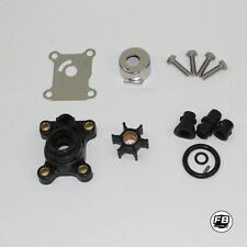 NEW Water Pump Impeller Kit For Johnson Evinrude 9.9 15 HP 18-3327 394711 386697