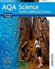 AQA GCSE Science Further Additional Science Revision Guide by John Scottow, Nigel English, Niva Miles, Pauline C. Anning (Paperback, 2013)