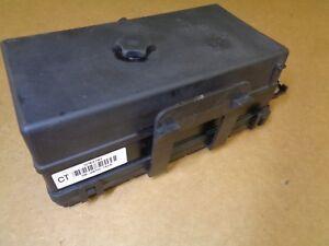 s l300 1999 corvette c5 interior fuse box panel & lid 12193792 ebay