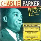 Ken Burns Jazz by Charlie Parker (Sax) (CD, Nov-2000, Verve)