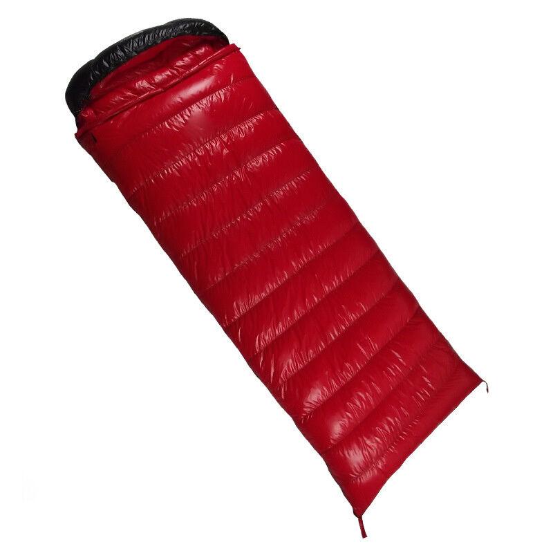 ULTRA leggero abbassati BUSTA Singolo Sacco a Pelo Campeggio Campeggio Campeggio Trekking Viaggio Squallido 83abff