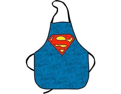 Superman Apron Sinalino Logo Official Merchandise Tecniche Moderne