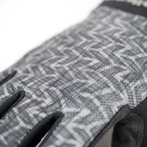 Valken Phantom Agility Grey Black Full Finger Paintball Airsoft Gloves Medium M
