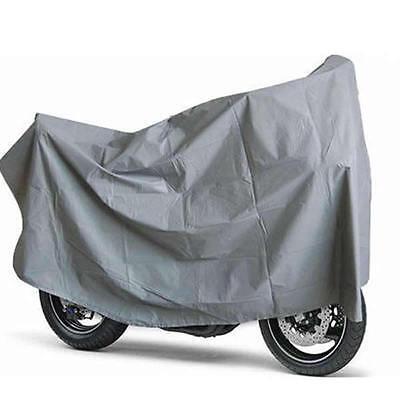 Motorcycle Rain Cover Motor Bike Scooter UV Protector Dust Resist Waterproof M