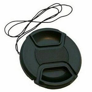 New-49-52-55-58-62-67-72-77-82-86mm-Snap-on-cover-Lens-Cap-for-Canon-Nikon-Sony