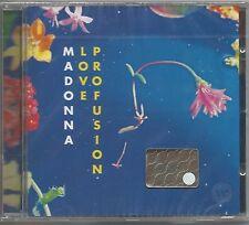 MADONNA - Love profusion - CDs SINGLE 2004 SIGILLATO SEALED 7 TRACKS