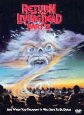 Return of the Living Dead 2 (DVD, 2004) WIDESCREEN FORMAT, CC, REGION 1