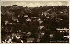 Radebeul Sachsen alte Ansichtskarte 1929 gelaufen Blick auf das Bilz Sanatorium