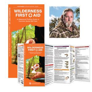Wilderness-First-Aid-Pathfinder-Outdoor-Survival-Guide-Wasser-amp-Tear-Proof