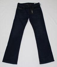 Diesel zatiny regular boot cut mens jeans wash 0857Z W29 L30 (DAMAGED)