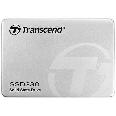 SSD intern Transcend SSD 230S 256GB 2,5 SATA III