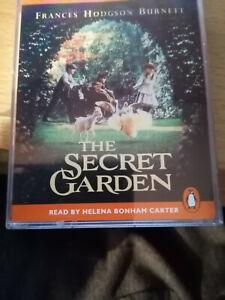 Frances-Hodgson-Burnett-The-Secret-Garden-2-Cass-A-Book-1993