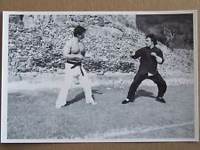 PHOTO BRUCE LEE COLLECTION N°  55 - OPERATION DRAGON