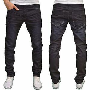 Eto-Mens-Designer-Branded-Regular-Fit-Tapered-Leg-Denim-Jeans-BNWT