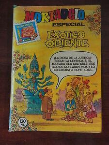 Mortadelo-Especial-Exotico-Oriente-num-165-Ed-Bruguera-1975