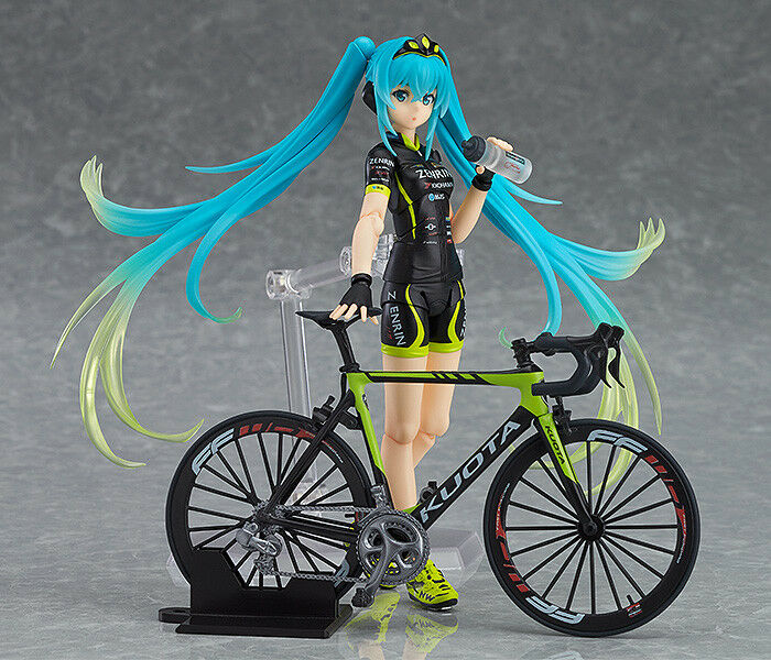 Figma Racing Miku 2015  Team ukyo Support version