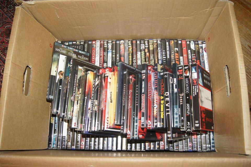 DVD, thriller