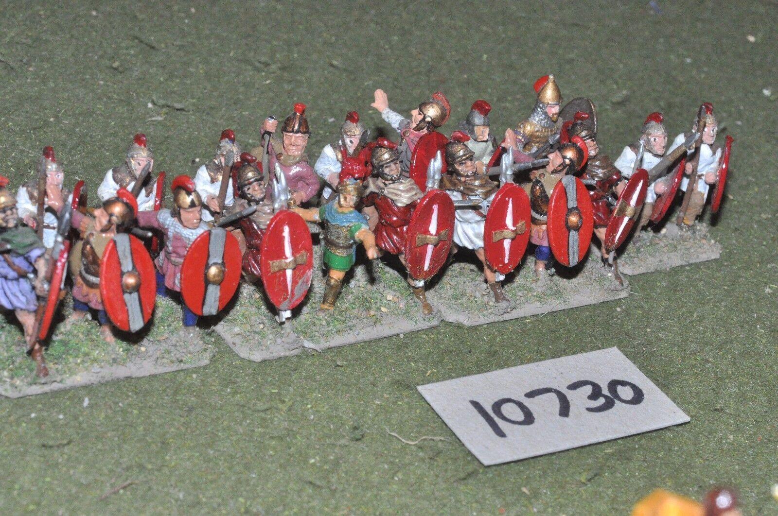 tienda de descuento 25mm 25mm 25mm época Romana Romana-legionarios 20 higos-INF (10730)  Precio por piso