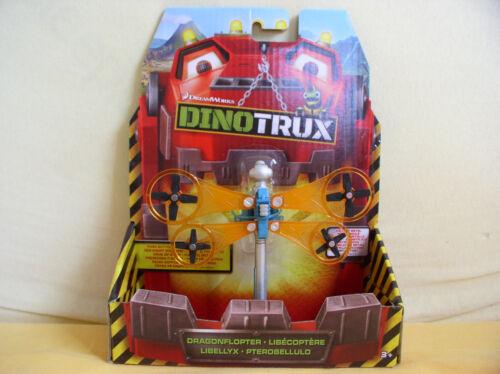 sehr selten Mattel Dinotrux Libellyx the cast bewegt die Beine Rarität