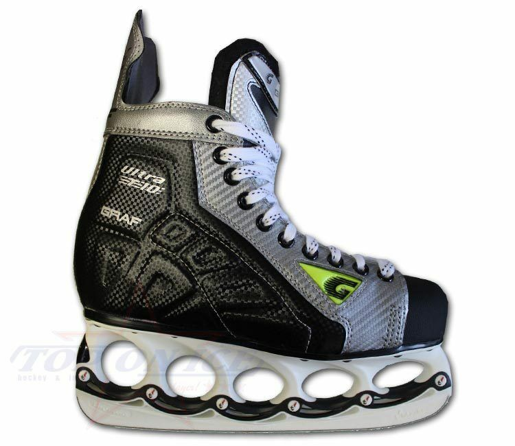 Patines Hielo Graf Ultra T10 T-Blade pro Patines