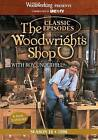 Classic Episodes, The Woodwright's Shop (Season 16) by Roy Underhill (DVD video, 2013)