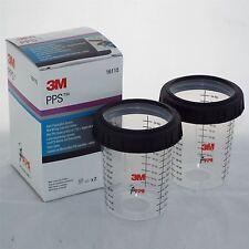 3M 16115 SPA Vernice Preparazione sistema MONOUSO Vernice Spray FILTRO MISCELA VASI