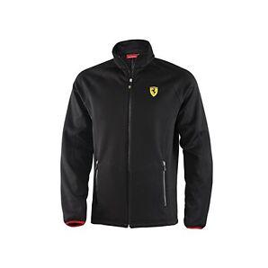 Ferrari Kid's Softshell Jacket Black