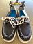 OP-Youth-Boys-Navy-Blue-Boat-Dress-Shoes-Size-2-New thumbnail 1