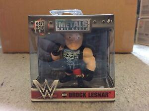 "WWE - BROCK LESNAR 2.5"" Mini Figure - Jada Toys Metals Die Cast M229"