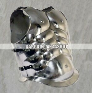 Armor-Medieval-Breastplate-Roman-Muscle-Armour-Costume-Cuirass-New-Jacket-Larp