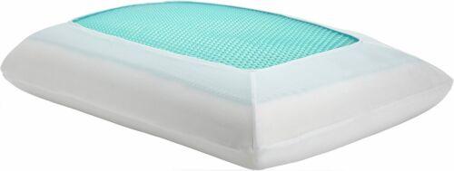 Sealy Memory Foam Gel Standard Pillow Standard White