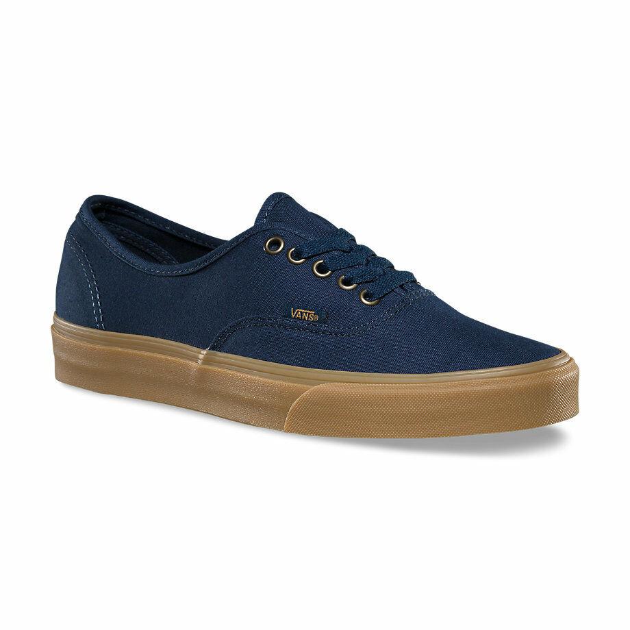 Capable Vans Femmes Authentique Chaussures Clair Gomme / Robe Bleus 9.5 Neuf