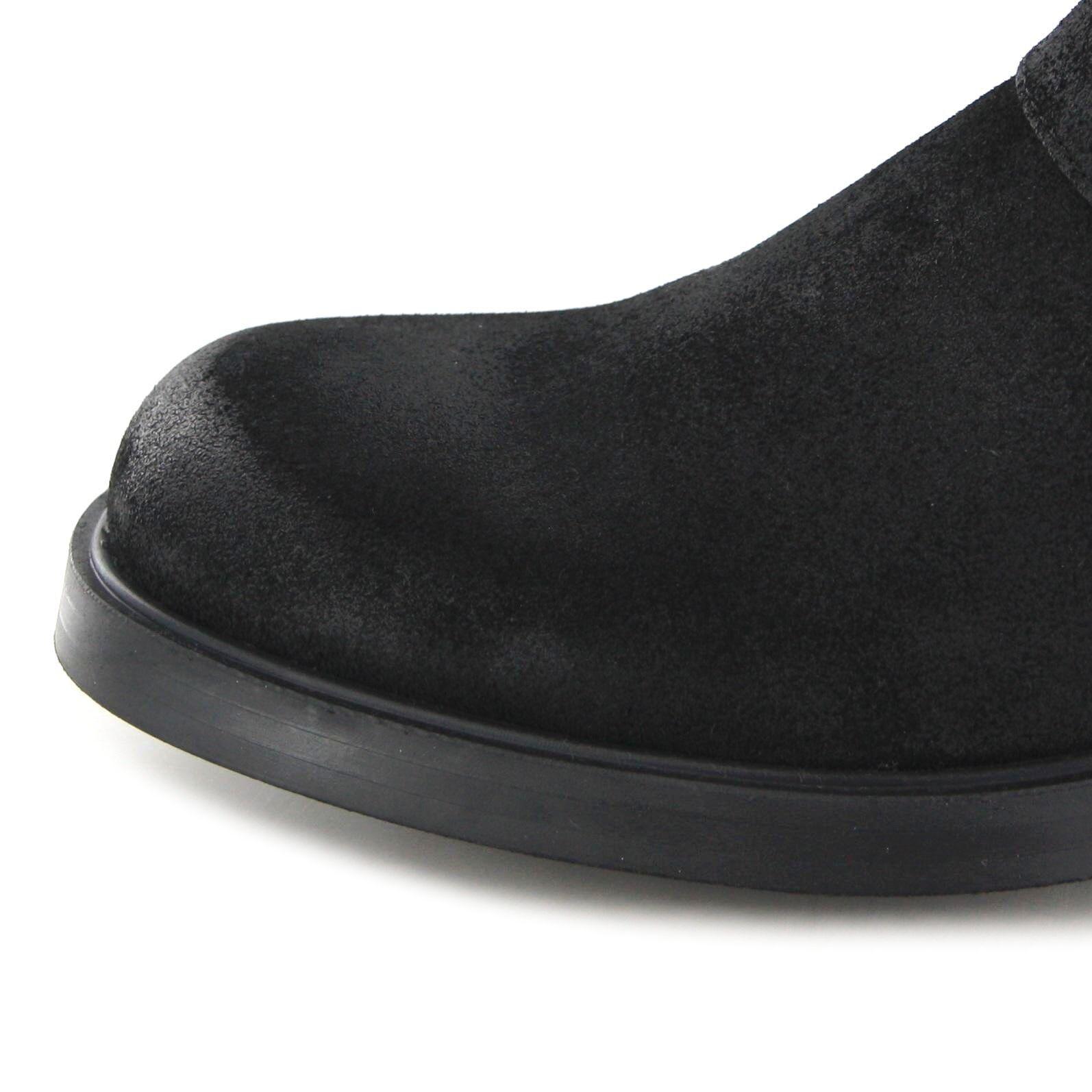 Fashion Stiefel Stiefel STAN Schwarz Schwarz Schwarz Engineer Stiefel ohen Stahlkappe ec04e0