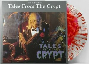 TALES-FROM-THE-CRYPT-Soundtrack-LP-Bloody-Massacre-Vinyl-Records-HBO-Horror