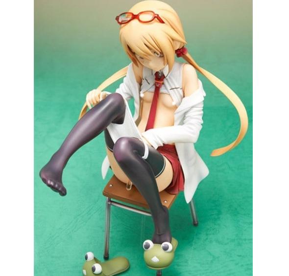 Manga Anime Hentai Hentai Hentai Figure Sexy Teacher Margit Suzuki Using Test Tube 38f440