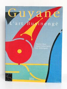 Guyane-L-art-Businenge-P-DOAT-D-et-G-SCHNEEGANS-Craterre-Editions-1999