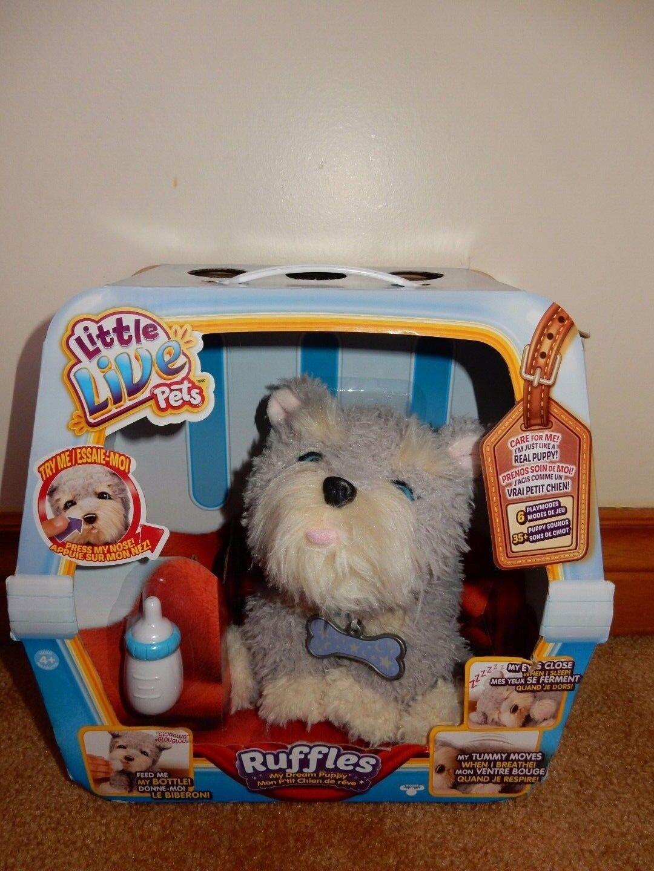 Las mascotas vivas vivas vivas están enojando mis sueños, los cachorros, la nueva franquicia postal Americana. 1d2