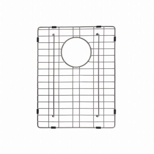 """Kraus Stainless Steel 16.5/"""" x 12.5/"""" Sink Grid"""
