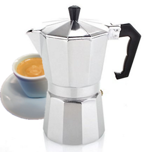 Image Is Loading Stove Top Espresso Cuban Coffee Maker Cuccino Latte