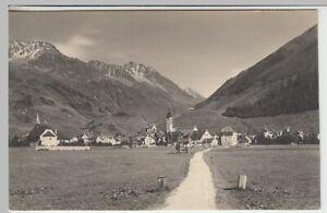 38516-Foto-AK-Andermatt-gegen-Unteralp-1920er